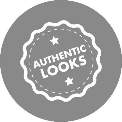 authentic looks