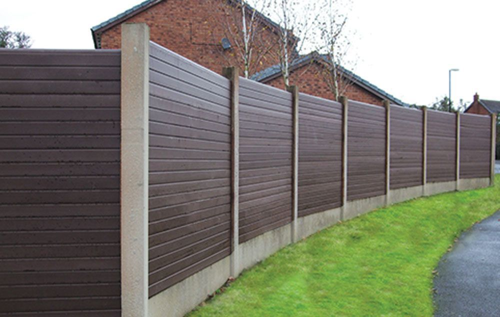 Composite Fencing Eurocell
