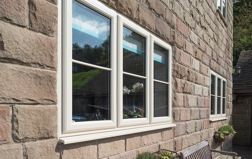 the latest 1da5d 145aa Coloured UPVC Windows | Eurocell