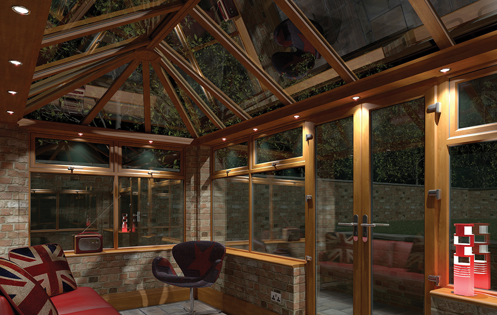 Upvc Conservatories In A Range Of Styles Eurocell
