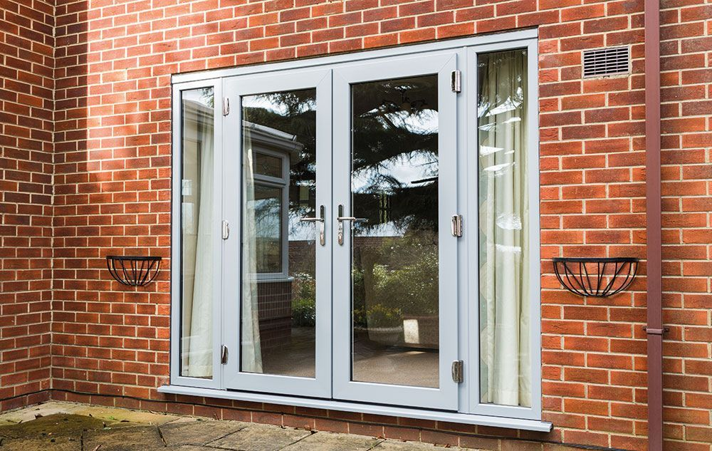 Upvc French Patio Doors Eurocell