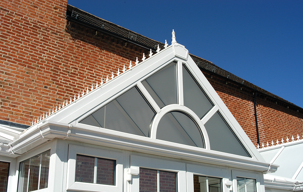 UPVC Gable End Conservatory Designs