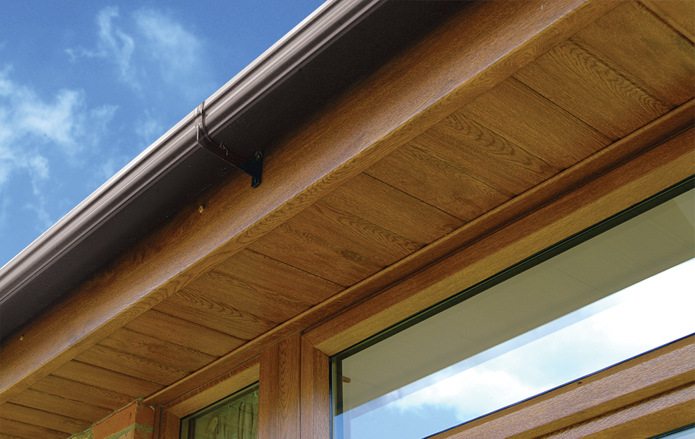 Upvc Soffits Amp Soffit Boards Eurocell