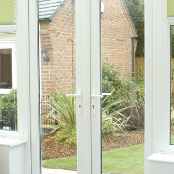 upvc french patio doors
