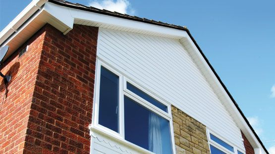 Differentiate Your Property And Defend Your Brickwork. Cladding.