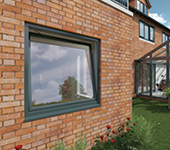 Tilt & Turn UPVC Windows