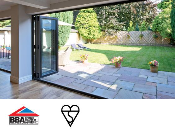 bba certified panoramic bifold doors