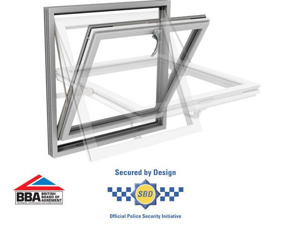 Reversible windows accreditations