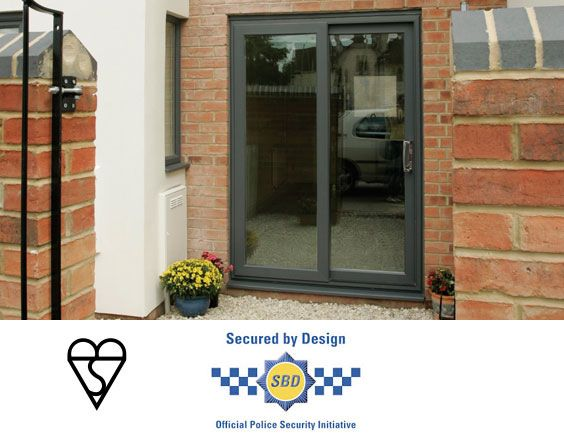 accredited sliding doors